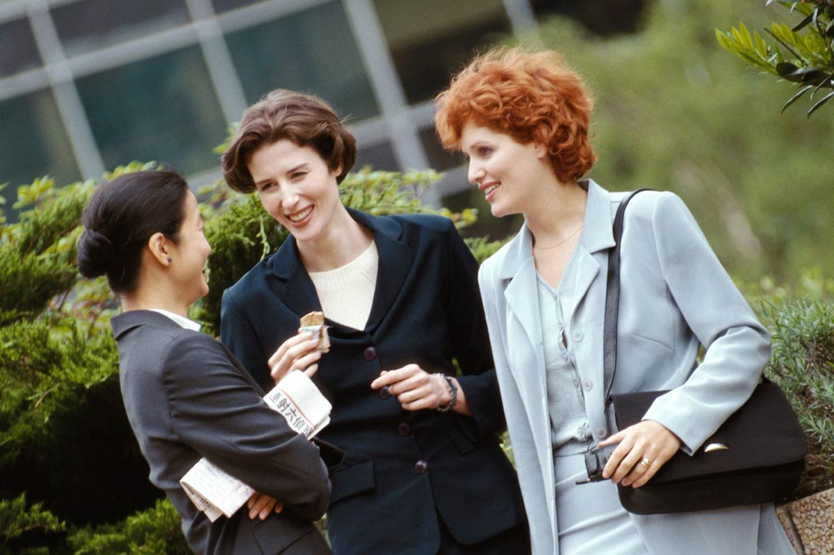 Read more about the article Four ways to advance the representation of women at the top
